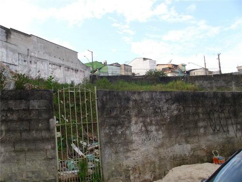 Imagem 1 de 6 de Terreno À Venda, Palmares - Santo André/sp - 33979