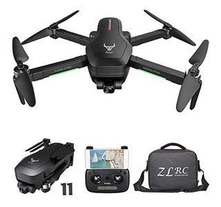 Drone Zlrc Sg906 Pro Gps 5g Wifi 4k Gimbal Mochila 2baterias