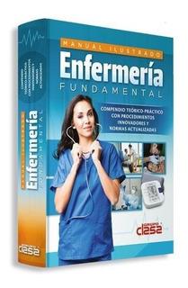 Libro Enfermería Fundamental Ilustrado Profesional Vademecum
