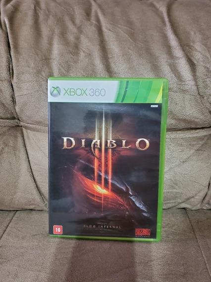 Original Diablo Iii Xbox 360