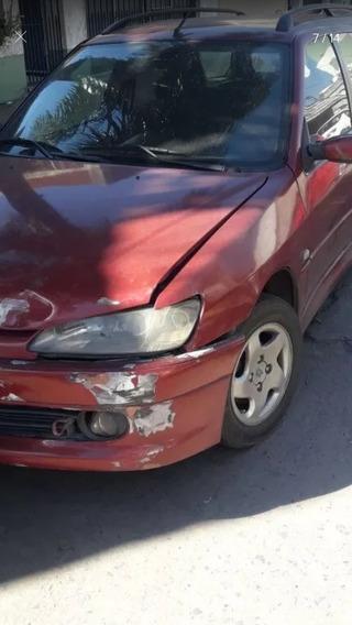 Peugeot 306 1.8 Boreal Break 2000