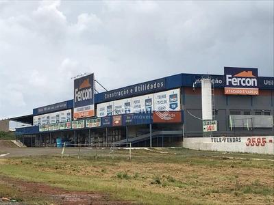 Galpão Comercial À Venda, Setor De Materiais De Construção, Ceilândia, Galpâo, Prédio E Investimento - Ga0012