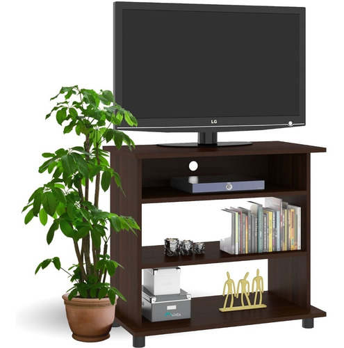 Rack Para Tv Minimal Mueble Led Lcd Mesa Living Rak Mulata