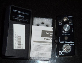 Pedal Eno Rat Distortion Dr-1s