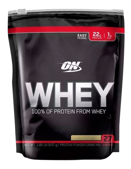 Whey Black 1,82 Lb 100% Proteina - Optimum Nutrition