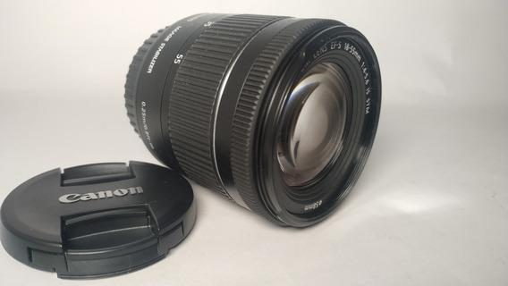 Lente Canon 18-55 Stm