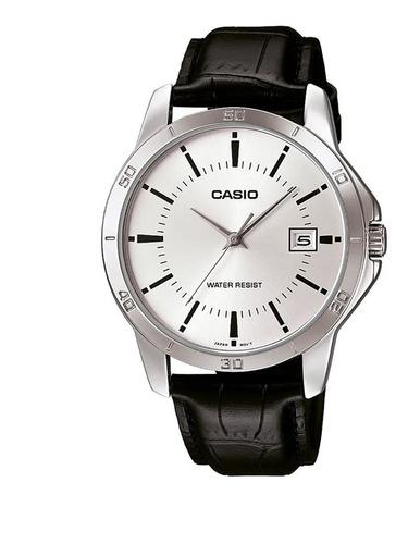 Reloj Hombre Casio Mtp-v004l-7a Análogo / Lhua Store