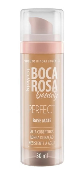 Payot Boca Rosa Beauty Perfect Base Mate 30ml