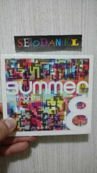 Cd Summer Eletrohits 8 - Original E Lacrado