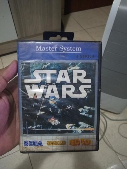 Star Wars Master System Original
