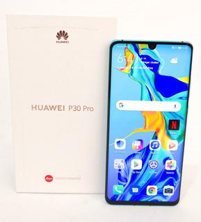 Telefonos Celulares Huawei P30 Pro 256gb At&t Verde (m)