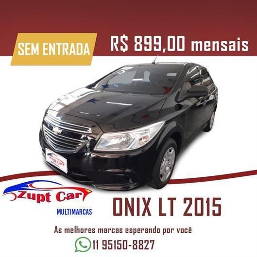 Chevrolet Onix -- Oportunidade -- Zero Entrado -- Uber -- 99