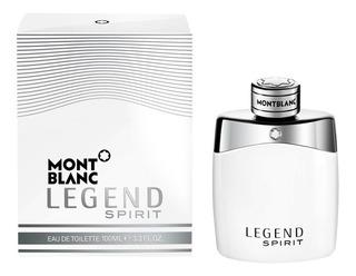 Mont Blanc Legend Spirit De Mont Blanc