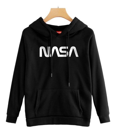 Sudadera Hombre Dama Niño Niña Logo Nasa Astronauta #666