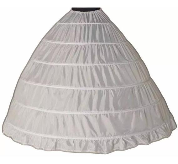 Saiote Anágua Para Vestidos De Noivas E Festa 6 A