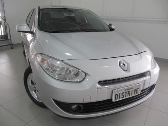 Renault Fluence Dynamique 2.0 16v Cvt (hi-flex) (auto)