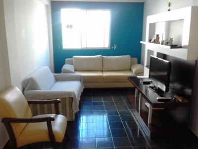 Apartamento Super Arejado Com 2 Quartos, Suíte, 2 Salas, 70m² - Pernambués - Ap1704