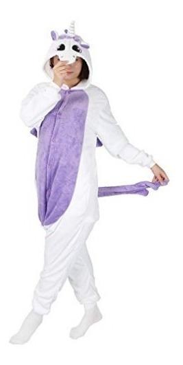 Pijama Unicornio Kigurumi Unicornio Pijama Mameluco Lath Pin