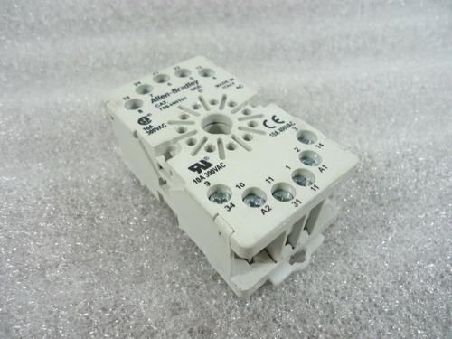 Ab Allen Bradley 700-hn101 Relay Socket