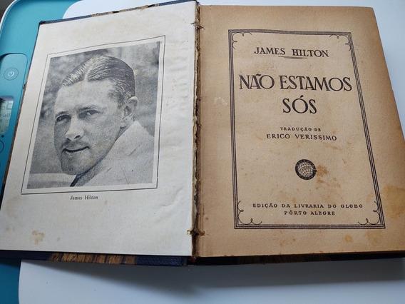 Livro Raro Muito Antigo - Não Estamos Sós - J.hilton