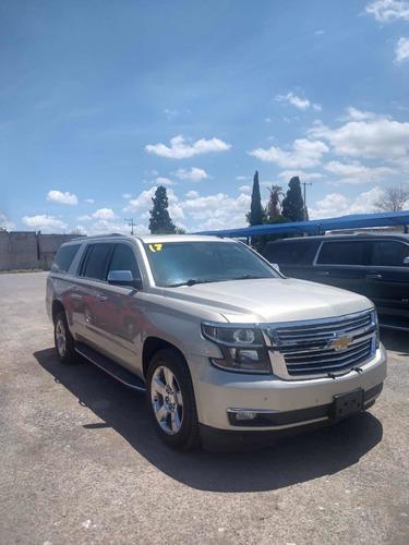 Imagen 1 de 1 de Chevrolet Suburban 2017 5.4 Premier Piel 4x4 At