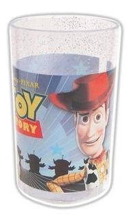 Vaso Acrilico Glitter Toy Story 0953 Argos Infantil Licencia