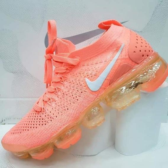 Tênis Nike Vapor Max Flyknit 2.0 Original Cores Femininas !