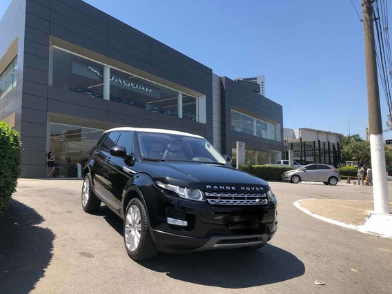 Land Rover Evoque 2015 2.2 Sd4 Prestige 5p