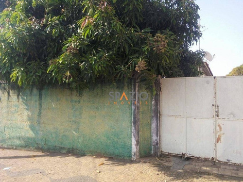 Imagem 1 de 10 de Casa Com 2 Dormitórios À Venda, 114 M² Por R$ 220.000,00 - Jardim Inocoop (cohab) - Rio Claro/sp - Ca0044