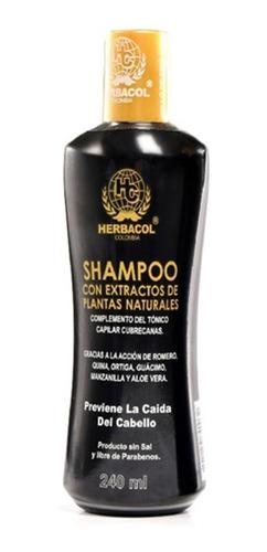 Shampoo Cubre Canas Y Anticaida 240ml