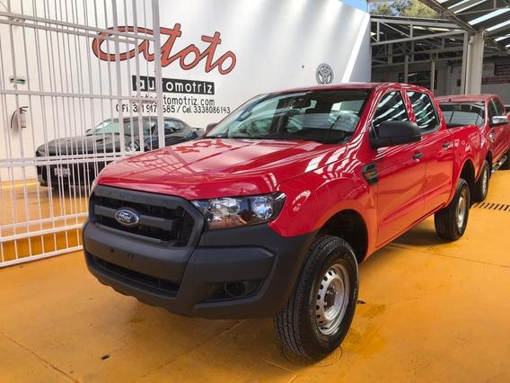 2020 Ford Ranger Xl Gasolina 4×2 Nueva