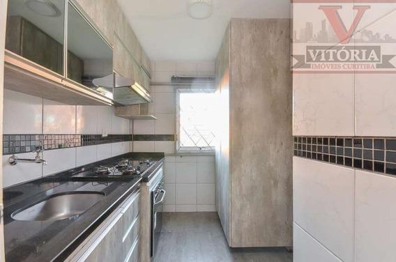 Apartamento A Venda Vila Juliana Em Piraquara Pr; - Ap01842 - 68023409