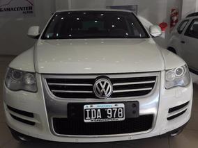 Volkswagen Touareg V8 Premuim Blanca Unica En La Zona Nueva
