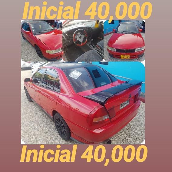 Mitsubishi Lancer Inicial 40,000