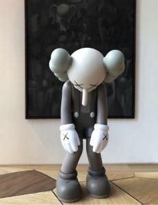 Kaws Escultura,no Basquiat ,murakami,warhol