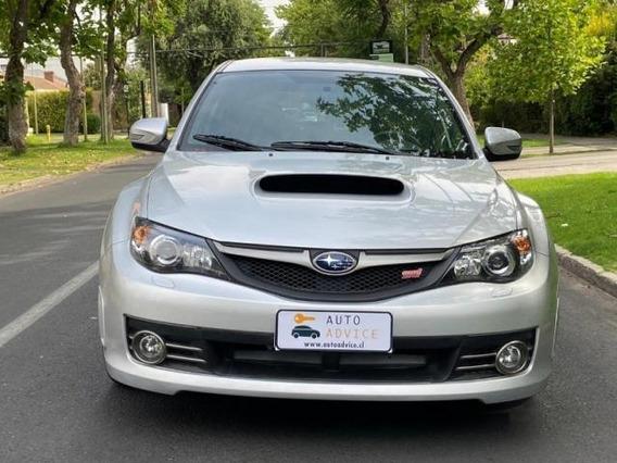 Subaru Sti Wrx 2009