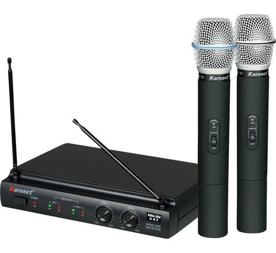 Microfone Karsect Kru 302