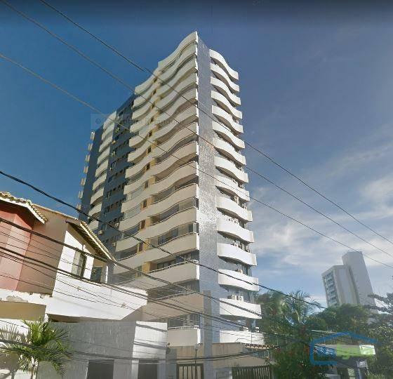Apartamento Com 3 Dormitórios À Venda, 90 M² Por R$ 630.000 - Armação - Salvador/ba - Ap1411