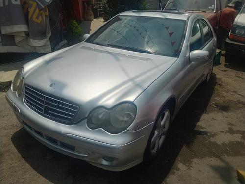 Mercedes-benz Clase C 3.2 320 Elegance V6 At 2005