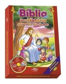Livro-a Bíblia Uma História Para Cada Dia Do Ano