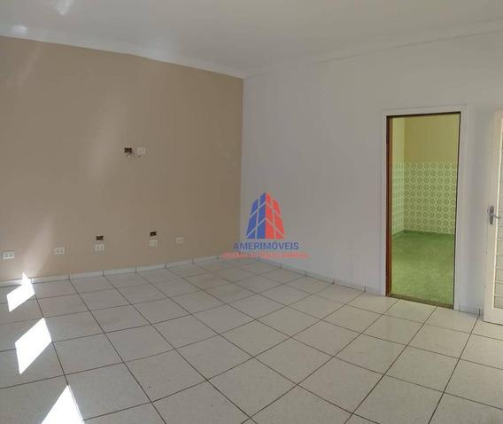 Casa Com 3 Dormitórios Para Alugar, 231 M² Por R$ 2.000/mês - Cidade Jardim I - Americana/sp - Ca1341