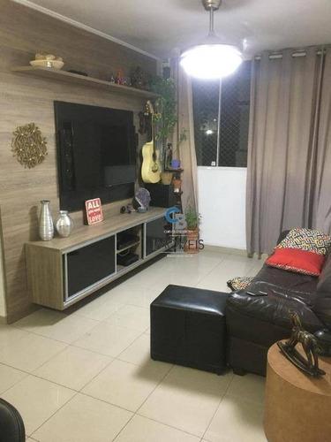 Imagem 1 de 27 de Apartamento À Venda, 72 M² Por R$ 585.000,00 - Vila Prudente - São Paulo/sp - Ap7608