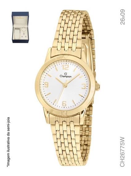Relógio Champion Elegance Analógico Feminino Ch26775w