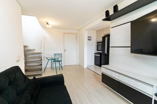 Imagem 1 de 30 de Cobertura Com 3 Dormitórios À Venda, 135 M² Por R$ 649.000,00 - Capão Da Imbuia - Curitiba/pr - Co0034