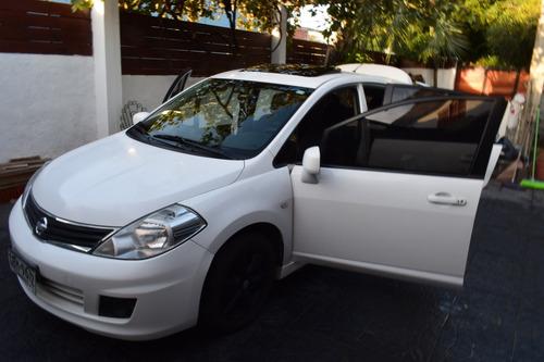 Nissan Tiida 2012 1.8 Emotion Mt