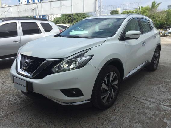 Nissan Murano 4x4 Aut Exclusive
