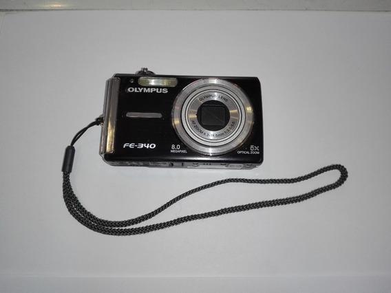 Camara Olympus Fe 340 - 8megapixel - Falla Sensor