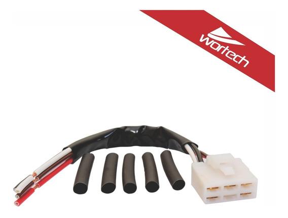 Conector Regulador Retificador Xtz 250 X (07-11)