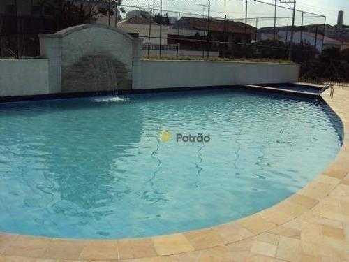 Imagem 1 de 23 de Apartamento À Venda, 63 M² Por R$ 425.000,00 - Campestre - Santo André/sp - Ap2759