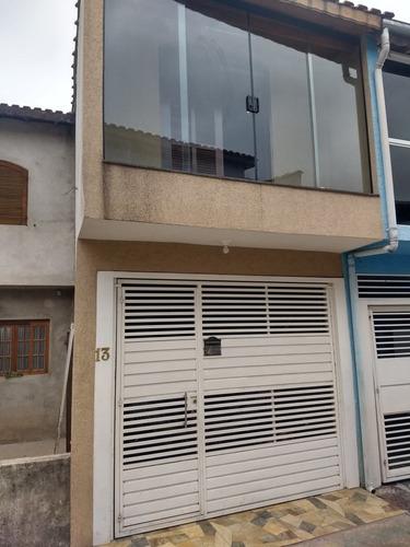 Casa Colonial 3 Quartos 2 Banheiro 1 Garagem 2 Sacadas